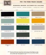 1954-1964 Ford Trucks