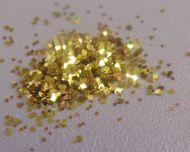 Mega Gold 0.015/0.025 Metal Flake