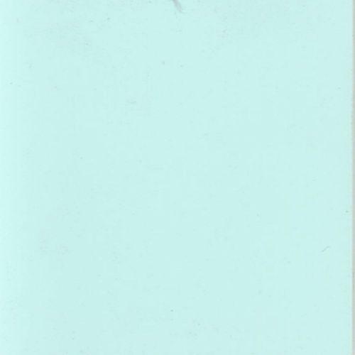 1950's Retro Aqua Blue