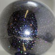 Black Violet Holographic 0.015 .015 Metal Flake Glitter