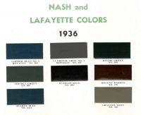1936 Lafayette