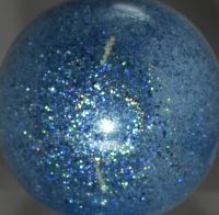 Steel Blue Holographic 0.015 .015 Metal Flake Glitter