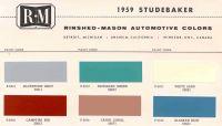 1959 Studebaker