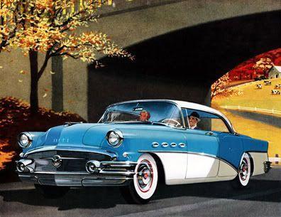 Vintage Automobile Paint