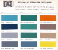 1959-1961 International Trucks