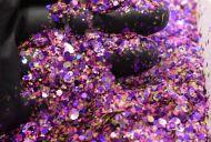 Boom Shockalacka Chunky Metal Flake Glitter