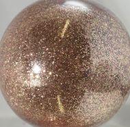 Champagne Pink 0.015 .015 Metal Flake Glitter
