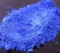 Neon Blue Pearl Mica Pigment