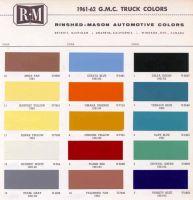 1961-1962 GMC Trucks