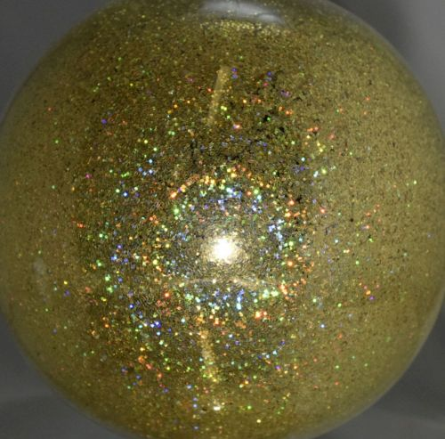 Gold Holographic 0.015 .015 Metal Flake Glitter