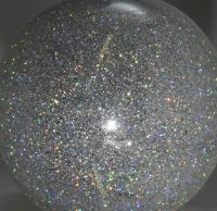 Silver Holographic 0.015 .015 Metal Flake Glitter
